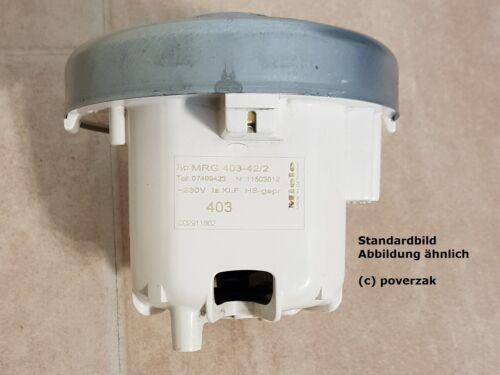 Generalüberholt /& Einwandfrei 1200W Miele Staubsauger Motor  MRG 403-42//2 Max