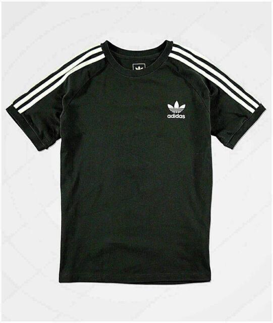Adidas Originals California Triple Men/'s Shortsleeve T-Shirt Black bk7560