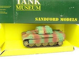 Verem Militaire Sandford - Musée du Tank 1/50 Char Panther Command Sm48