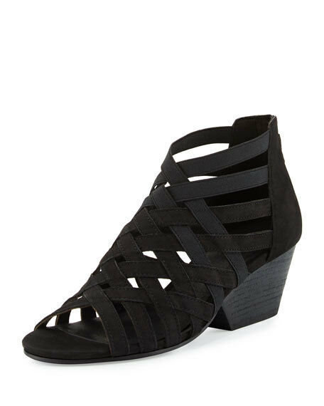 Eileen Fisher Oodle Cage Cage Cage nero colore donna scarpe Dimensione 8 on Sale d1d4fd