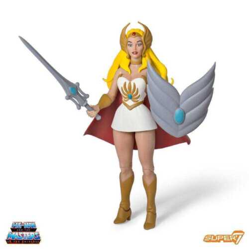 Super 7 Motu She-Ra Masters of the Universe Classics Club Grayskull Wave 3