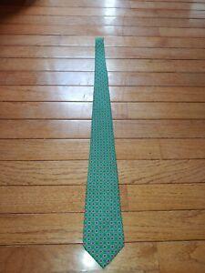 Youth-Boy-Polo-by-Ralph-Lauren-Green-Neck-Silk-Tie