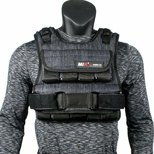 Mir  Air Flow Adjustable Weighted Vest, 20 lb  discount low price
