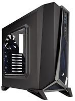 Corsair Carbide SPEC-ALPHA Mid Tower ATX Desktop PC Gaming Case Black Silver