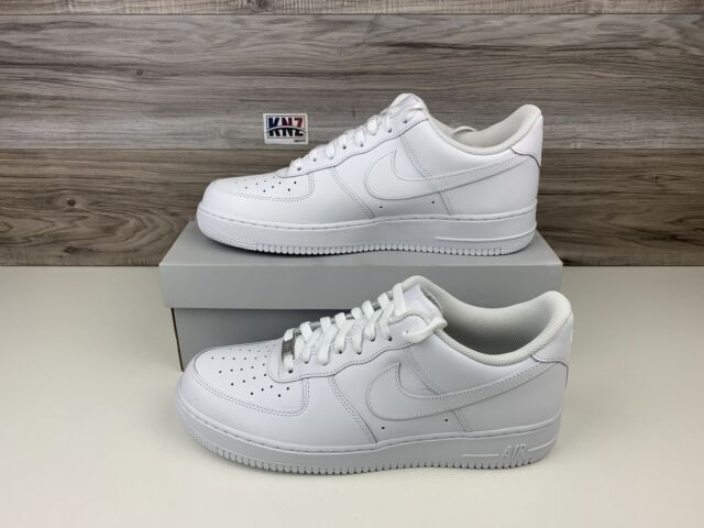 Size 12.5 - Nike Air Force 1 '07 White - 315122-111