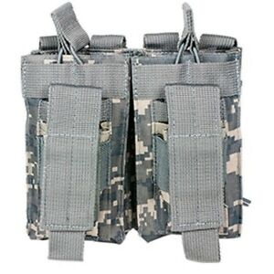 223-5-56-7-62-Digital-Double-Police-PALS-MOLLE-Rifle-Magazine-Pouch-Holst-ACU