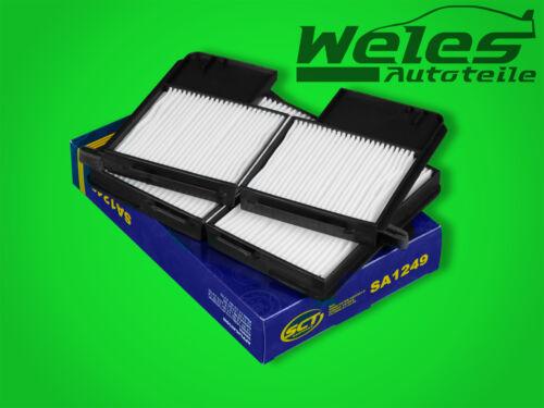 INSPEKTIONSPAKET TOYOTA Avensis T22 1,6 1,8 2,0 Carina E Luft Ölfilter Pollen