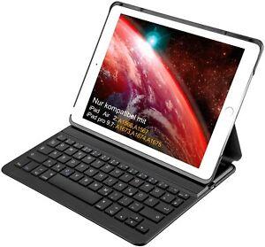 Inateck-iPad-Air-2-Pro-9-7-Schutzhuelle-mit-eingebauter-Bluetooth-Tastatur