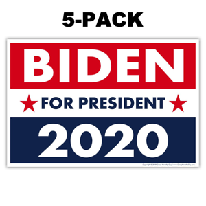 5-Pack-Political-Campaign-Yard-Sign-Joe-Biden-2020-Double-Sided-18-034-x-12-034
