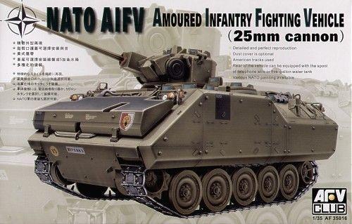 AFV Club 1  35016 –NATO AIFV ((med 25mm kanon)