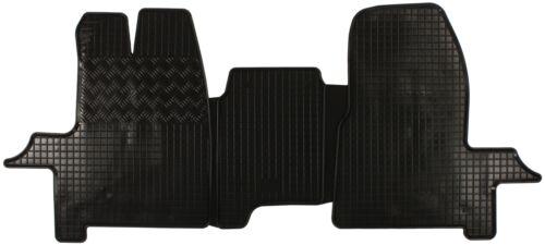 Caoutchouc Tapis De Sol Pour Ford Transit Custom 2012-1te série 3tlg