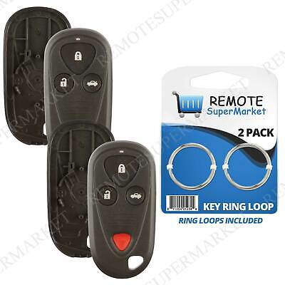 2 Replacement For Acura 2004 2006 Tl 2004 2008 Tsx Remote