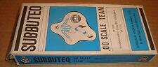 SUBBUTEO - ARGENTINA .00 SCALE TEAM - SPECIAL COLOURED BOX C100S HYBRID - OTTIMO