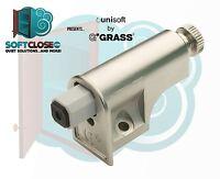 (100) Grass Unisoft Universal Soft-close Adapter For Doors 18971 Cabinet Damper