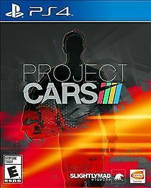 Project Cars Sony PlayStation 4, 2015  - $0.99