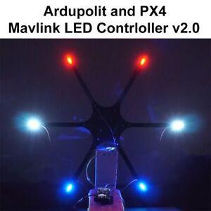 Details about Pixhawk Mavlink External LED Controller for APM Ardupilot RGB  Navigation Drone