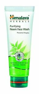 Himalaya-Herbals-Purifying-Neem-Face-Wash-100-ml-150ml-200ml-amp-300ml-Free-ship