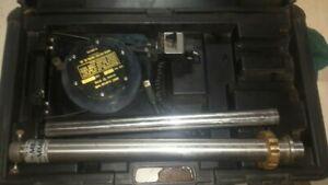 HONEYWELL ENARF TANKSYSTEMS HERMETIC CARGO SAMPLER CLOSED TYPE MODEL GT CHEM