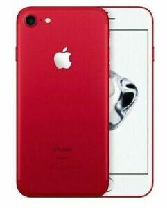 APPLE IPHONE 7 128 GB ROSSO RED Grado A+ Usato Ricondizionato Rigenerato HOT