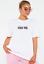 Damen-Oversized-F-CK-YOU-Kurzarm-Bequem-Print-T-Shirt-Mode-Lose-Fit Indexbild 3