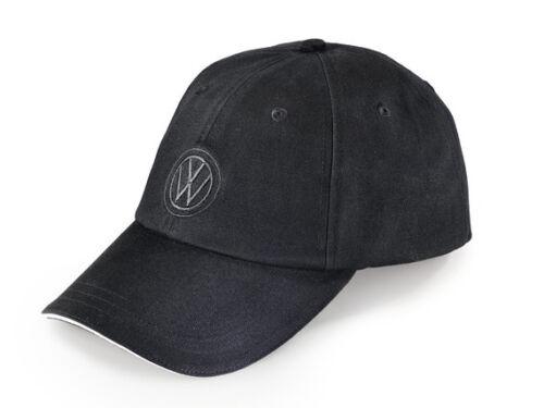 Volkswagen VW Occhialoni Cap Berretto Mit Logo Nero 000084300E 041