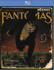 Fantômas (Blu-ray Disc, 2016, 2-Disc Set)