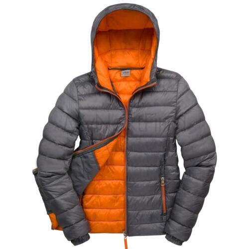Result Urban Outdoor Womens Urban Snow Bird Hooded Jacket