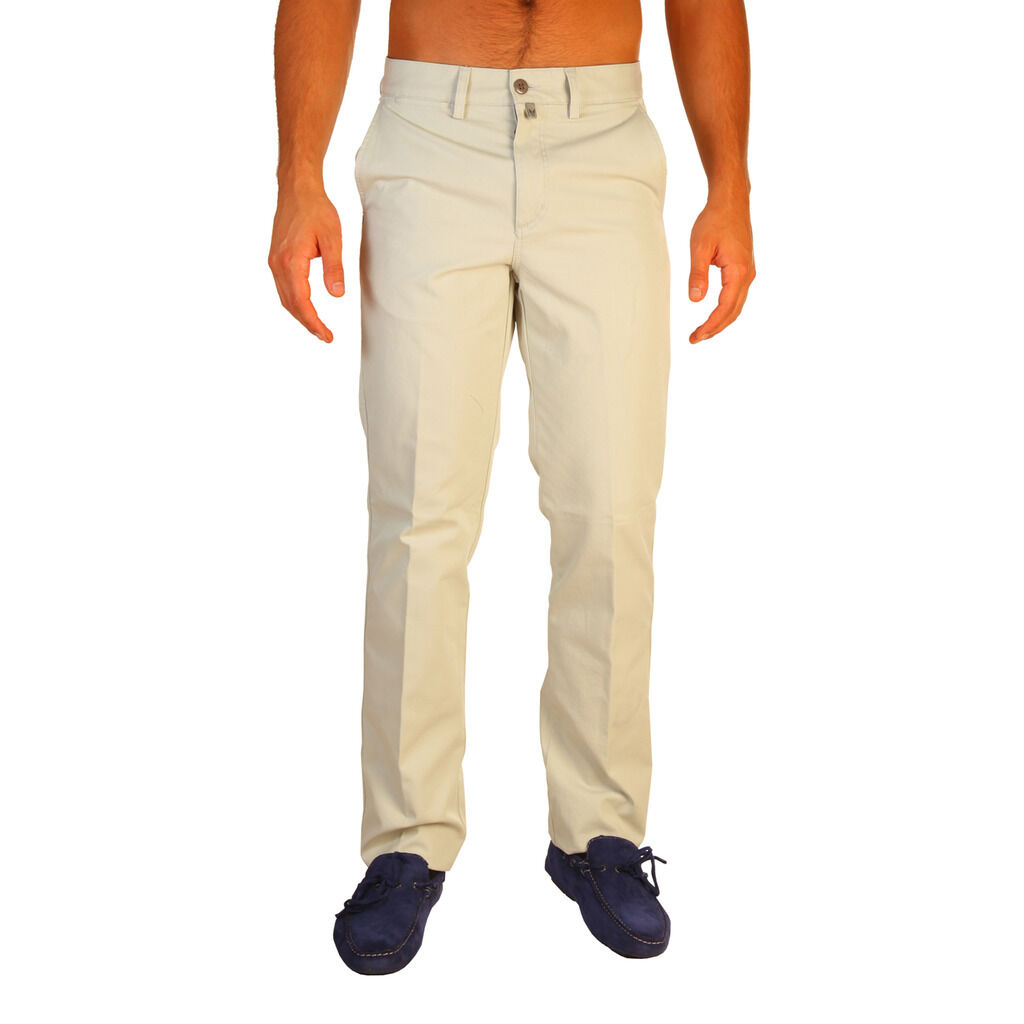 AVIREX 24639_P015_201_2160 Herrenhosen Hosen Chinos Pants beige W30