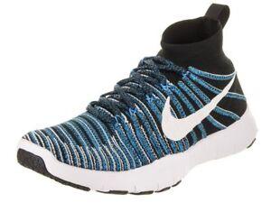 8be9f3c8dcac Nike Free Train Force Flyknit Training Men s Blue White(833275-004 ...