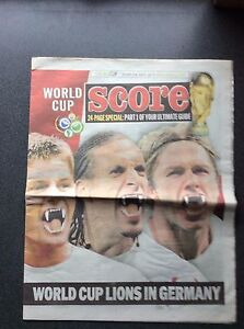 England-World-Cup-2006-Newspapers
