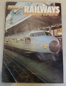 HISTORY-OF-RAILWAYS-MAGAZINE-PART-2-JAPAN-039-S-NEW-TOKAIDO-LINE