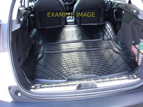 3pc MODULAR Gomma Stivale Carico Rivestimento Tappetino Protezione per paraurti Peugeot 308 2007-2013
