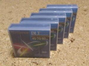 Fujifilm-DLT-DLTtape-IV-4-40-70-80-GB-Data-Cardridge-Tape