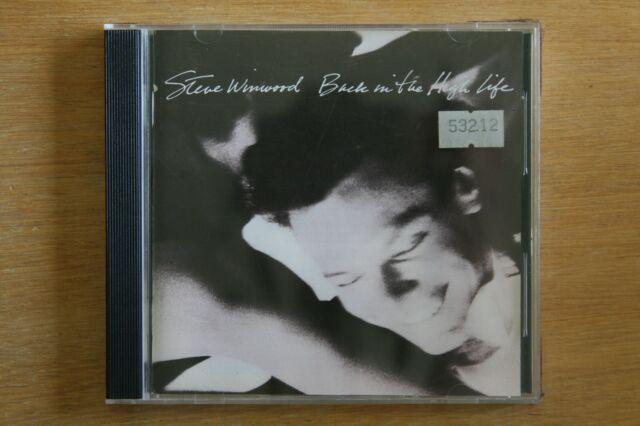 Steve Winwood  – Back In The High Life    (Box C673)