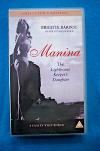 Manina-The-Lighthouse-Keeper-039-s-Daughter-VHS
