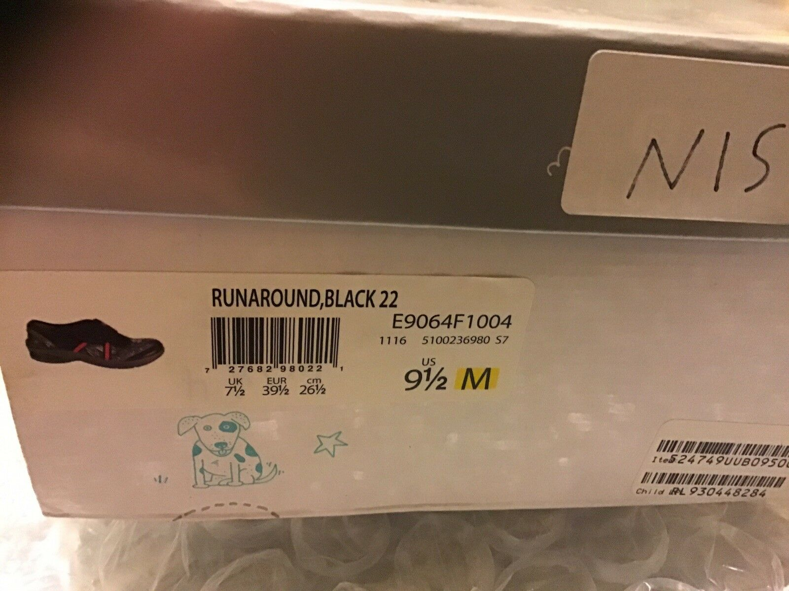 BZees Donna  Runaround Slip On Athletic Athletic Athletic Sandal, nero 22, 9.5M 5457bb