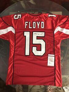 Details about Arizona Cardinals MICHAEL FLOYD Autograph Custom Jersey Size XL. JSA COA