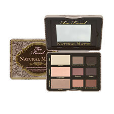 Too Faced Natural Matte ★  Matte Neutral Eye Shadow Collection ★ NIB ★