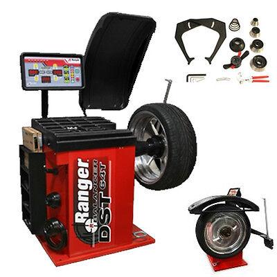 BendPak Ranger Wheel Balancer Quick-Touch 36 mm shaft 208-230V ONLY DST64T