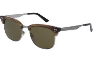 c5609f408de Gucci Unisex GG0051S 30000997 004 52MM Sunglasses Frame 889652049496 ...
