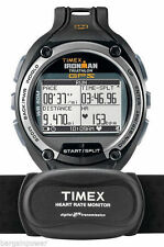 Timex Ironman Global Trainer Elite GPS Watch 2.4 Heart Rate Monitor fathers  NEW