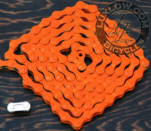 Vélo KMC Chaîne Violet 1//2x1//8x112 single speed BMX Filles ou Garçons Vélos 123286
