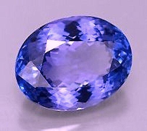 Oval Tanzanite Blue AAA Cubic Zirconia (5x3- 20x15mm)