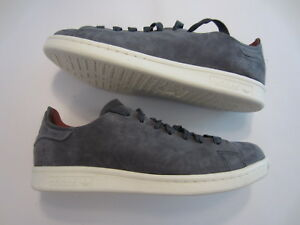super popular 47691 a7c8e Details about NEW Adidas Originals Stan Smith Nuud CQ2899 grey women's  ladies shoe gym trainer