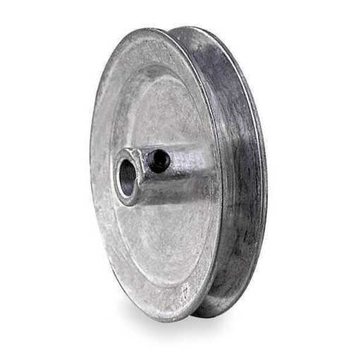 "CONGRESS CA0200X075KW 3//4/"" Fixed Bore 1-Groove Standard V-Belt Pulley 2.00/"" OD"