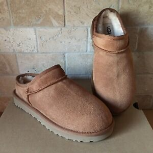 UGG CLASSIC SLIPPER WATER-RESISTANT