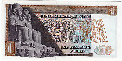 Egypt 1 Pound Nd 12.5.1967-1978 Sup Products Hot Sale