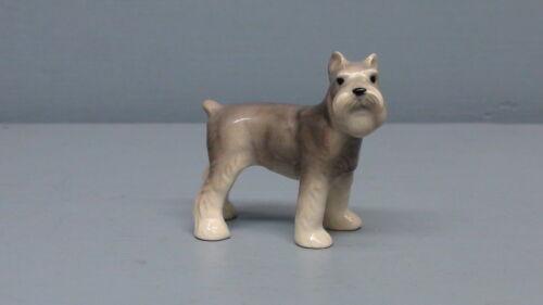 Hagen Renaker Schnauzer Dog