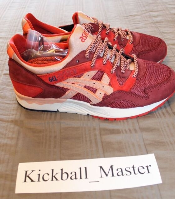 finest selection 0dd9c 4871a DS Ronnie Fieg X ASICS GEL Lyte V Volcano Size 8