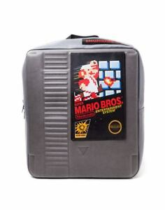 Nintendo-Rucksack-NES-Cartridge-3D-NEU-amp-OVP
